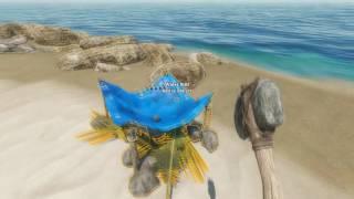 Stranded Deep #1 Готовим крабов