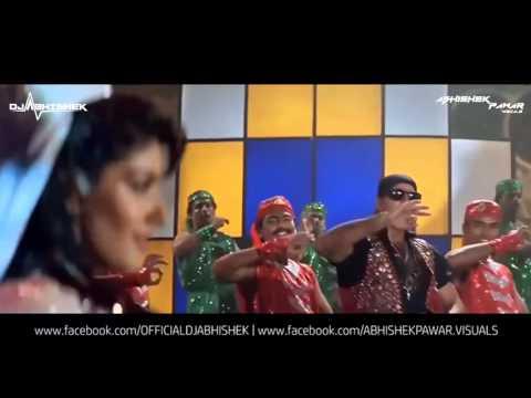 TU CHEEZ BADI HAIN MAST MAST - DJ ABHISHEK ALL ABOUT BEAT VOL -3       REMIX