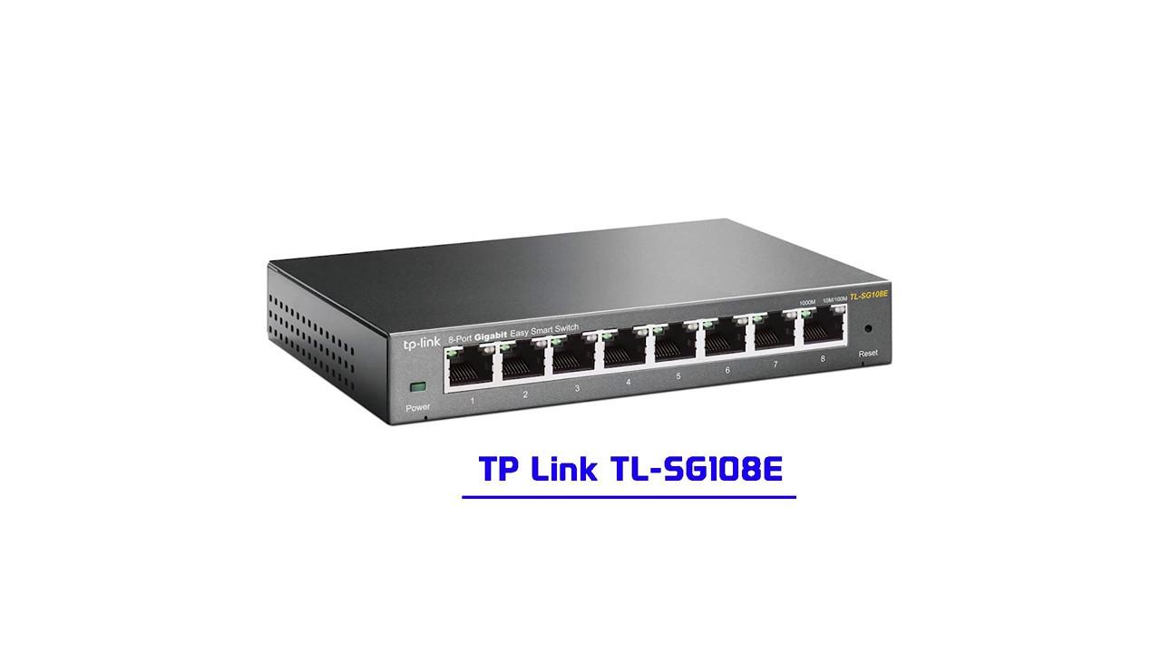 TP-Link TL-SG9E Smart Switch [Review und Einrichtung]
