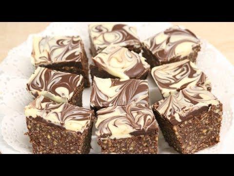 Petits Gateaux Marbre Sans Cuisson Facile Cuisinerapide Youtube