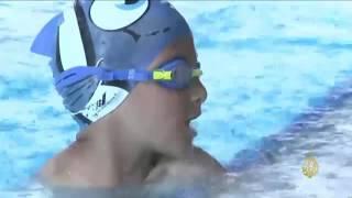هذا الصباح- طفل بوسني.. ذهبية في السباحة رغم الإعاقة