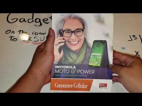 Consumer Cellular are they UNLOCKED !? WE put SAMSUNG J3 & MOTO g7 to TEST