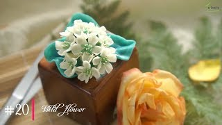 #20 Wildflower | How to Buttercream flowers with MeNgheHomemade