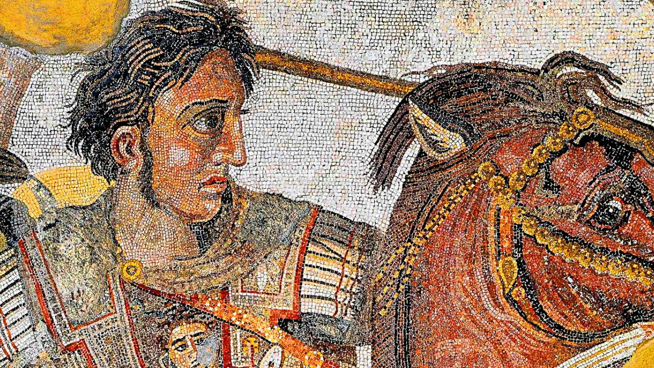 Top 10 alexander the great facts youtube top 10 alexander the great facts kristyandbryce Choice Image