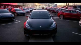 Tesla-Model-Y-blue Tesla Model X Release Date