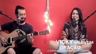 Oração -  A Banda Mais Bonita da Cidade (Vicky Valentim cover) - SolairaStudios