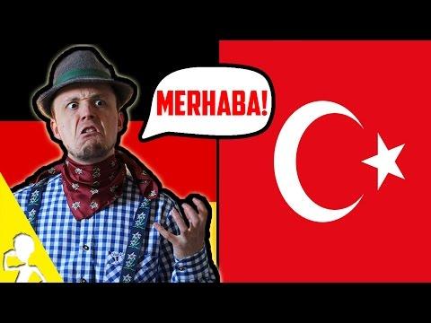 A German Attempting To Speak Turkish | Get Germanized