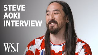 DJ Steve Aoki Discusses Vegas Paydays, Benihana and His Latest Venture | WSJ