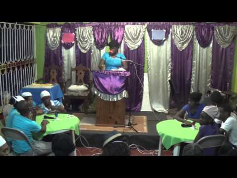 1st Round Neta Old Harbour Youth Group Quiz Pt5