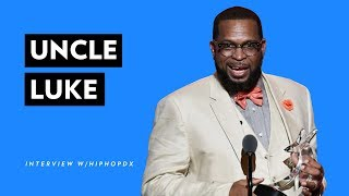"Luther ""Uncle Luke"" Campbell On Creating Southern Hip Hop"