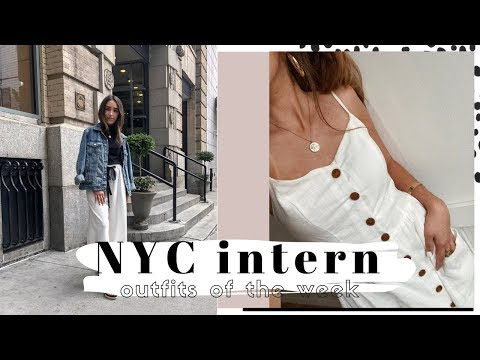NYC Fashion Intern OOTW #2