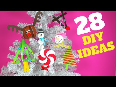 28-diy-christmas-decoration-ideas-|-christmas-crafts-for-kids