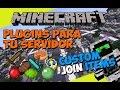 Minecraft: Plugins para tu Servidor - CustomJoinItems (Items para los Usuarios al Conectarse)