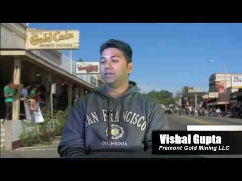 Old Town Mariposa with Guest Vishal Gupta of Fremont Mining