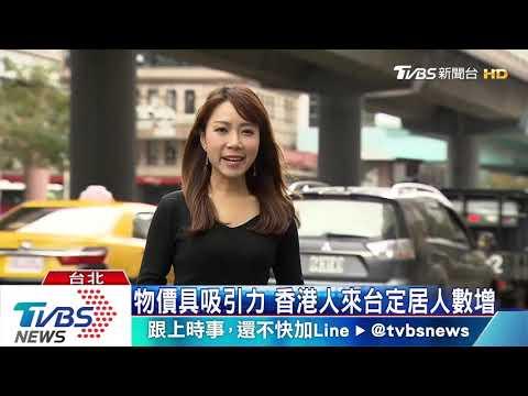 就愛住台灣!港資來台買房人數增