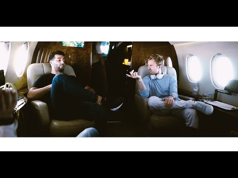 Nico Rosberg: TRIP TO BAKU IN PRIVATE JET!