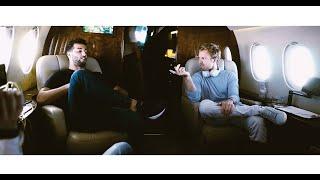 Nico Rosberg: TRIP TO BAKU IN PRIVATE JET!