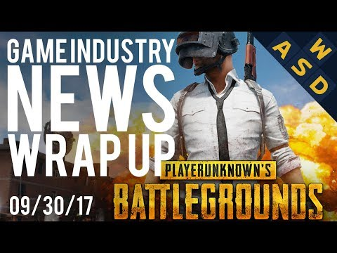 Barbara Streisand's Battlegrounds | Game Industry News Wrap Up | September 30th 2017