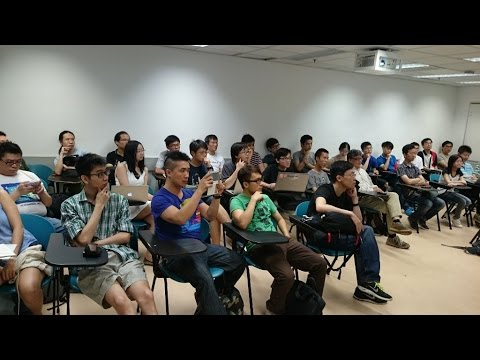 Intro to Meteor - the Future Web Platform @ OpenSource.HK