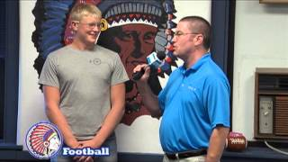 Marion KS High School Football Preview 2013
