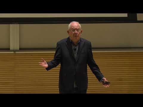 Conference: Complexities of Time - W. Brian Arthur