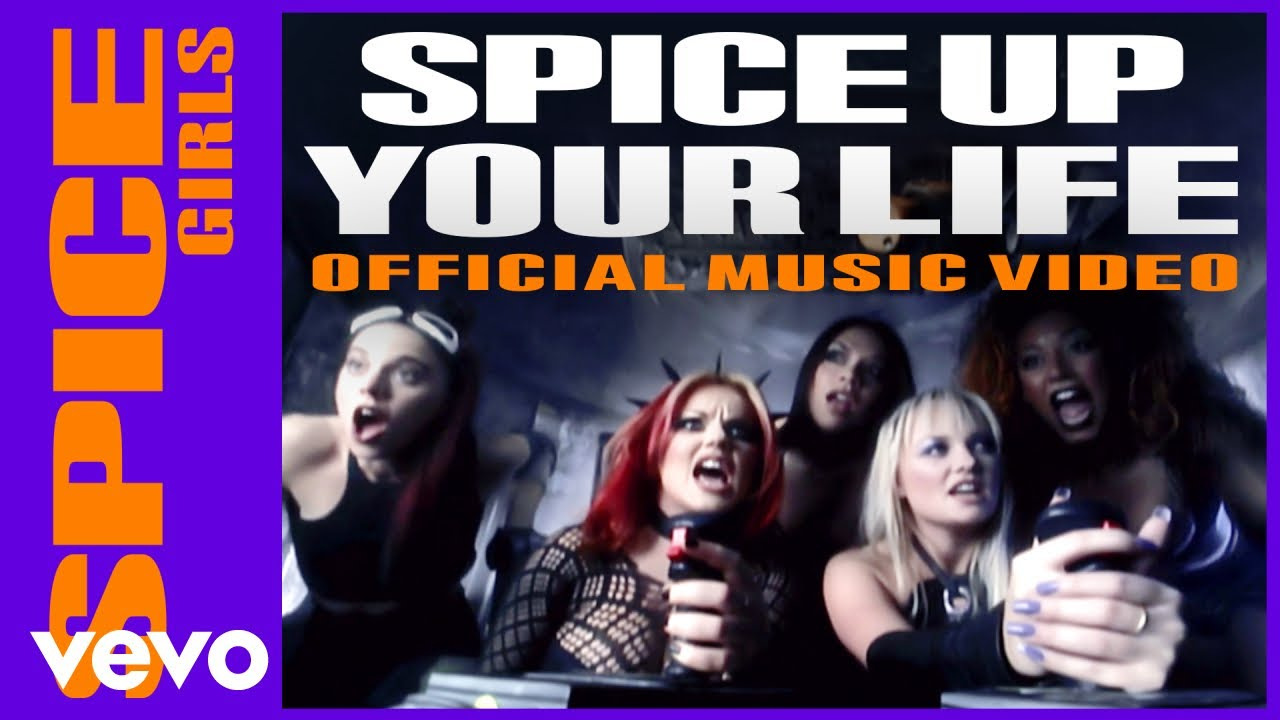 Spice up your life скачать mp3