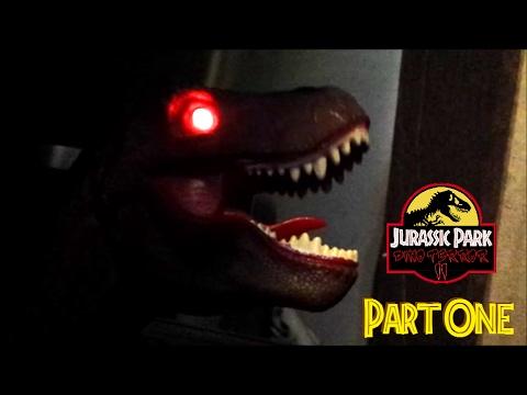 Jurassic park dino terror ii toy movie part 1 7 youtube - Film de dinosaure jurassic park ...