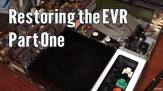 Part I - Troubleshooting a Faulty Motorola EVR Teleplayer