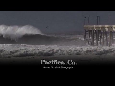 High Tides in Pacifica California
