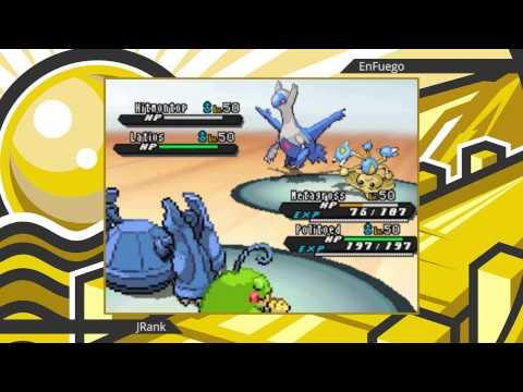2012 VGCS Winter Battle: JRank vs EnFuego