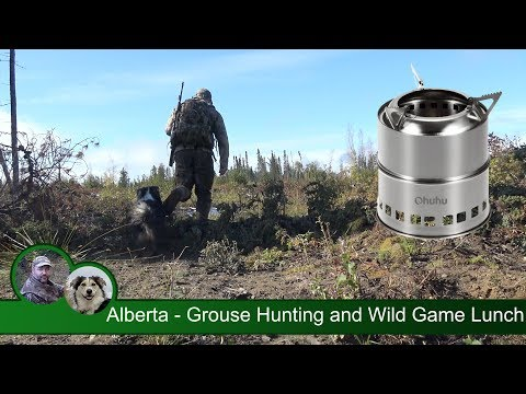 Alberta - Grouse Hunting And Wild Game Lunch