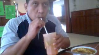 Nasi Campur di Resto Bangunan Canselori UKM Bangi