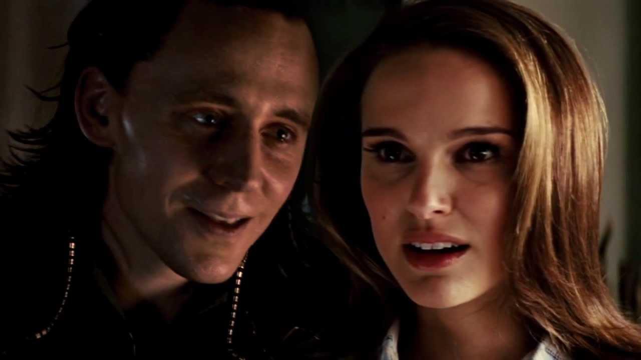 Loki/Jane - I Want To Spend My Lifetime Loving You