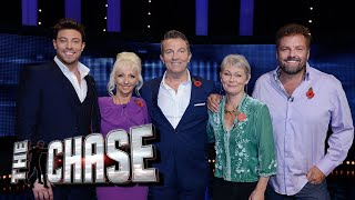 The Celebrity Chase ft. Duncan James & Debbie McGee | Behind The Scenes
