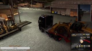 Euro Truck Simulator 2 МНОГО ДЕНЕГ.