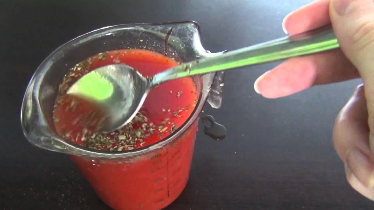 из 9 6 кг помидоров получают 4 л томатного соуса