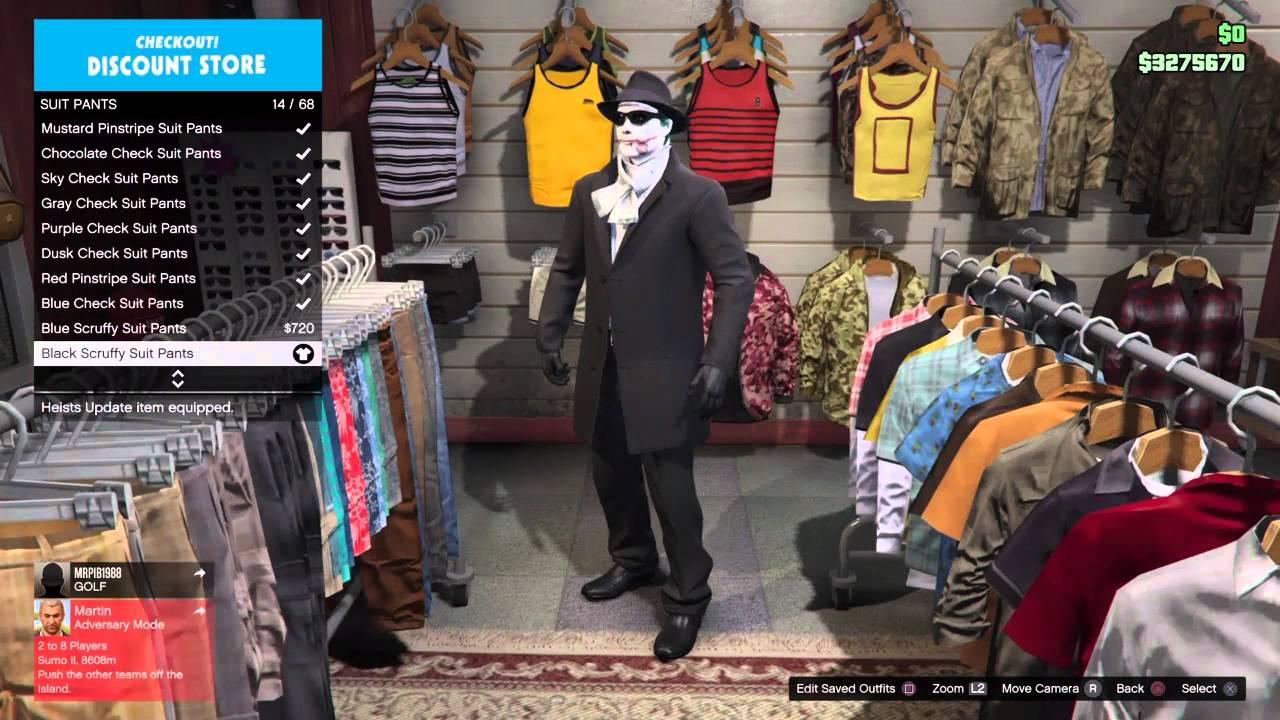 creative gta 5 villain outfits characters