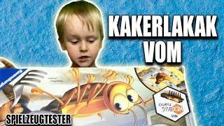 Kakerlakak vom Spielzeugtester