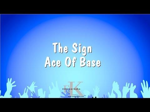 The Sign - Ace Of Base (Karaoke Version)