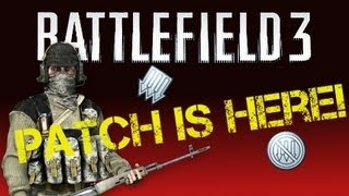 BF3 Patch Initial Thoughts -- Suppressed like Never Before! [G3A3/SG553 PC Gameplay]