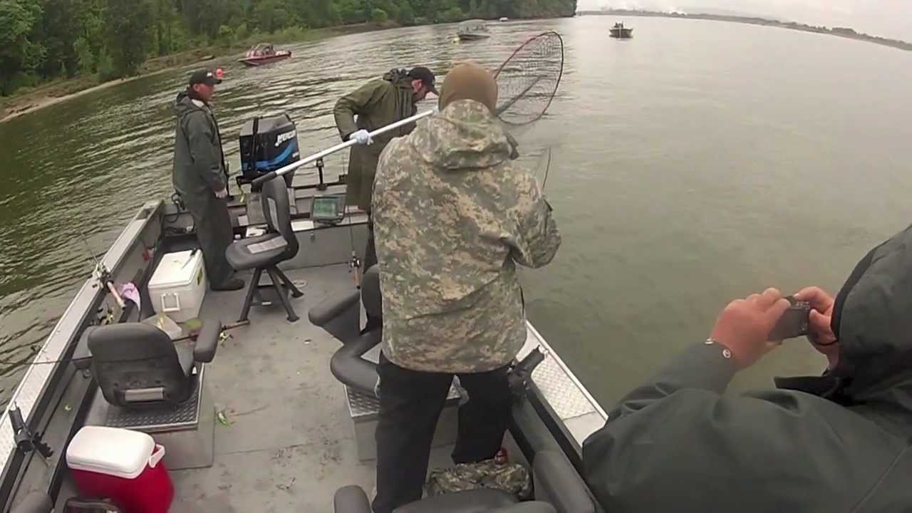 columbia river salmon fishing guide