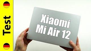 Xiaomi Mi Air 12 (Kaby Lake 2017) | JA!