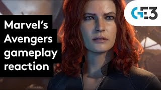 Marvel's Avengers private demo reaction - why you don't need to be worried