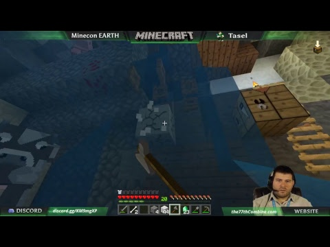 MineCon EARTH World Let's Play - Day 4
