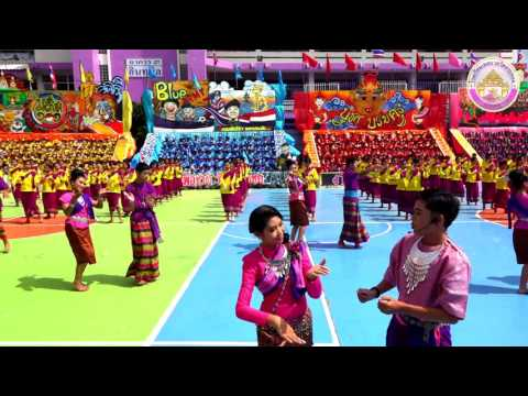 Watsratong - Colors sports day - Opening ceremony