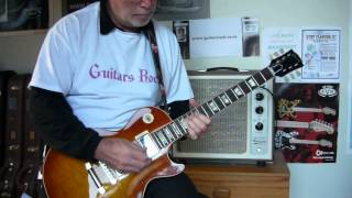 BAD CASE OF LOVIN YOU Robert Palmer Guitar Lesson by Guitars Rock