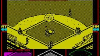 R.B.I. 2 Baseball (video 144) (ZX Spectrum)