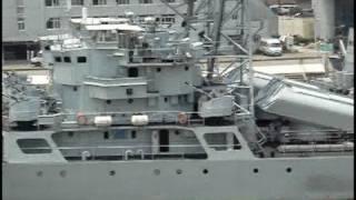 【中国海軍】フリゲート江滬I型511南通(PLA Navy Frigate 053H)