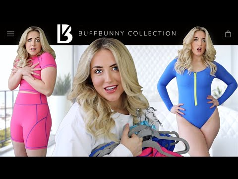 Ruthless Review of Buffbunny Collection // Gym and Swim Gear