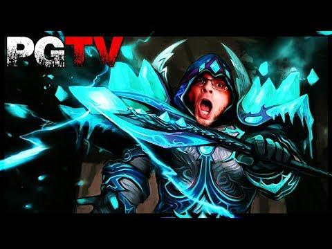 PROJECT 70 STARTS TONIGHT! World of Warcraft Legion : Simply Epic!